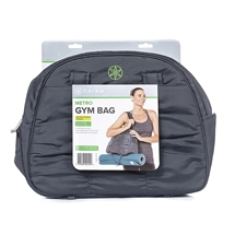 Gaiam Metro Gym Bag Grey