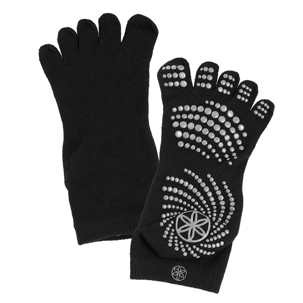 Gaiam Performance Super Grippy Yoga Socks_27-70105_1
