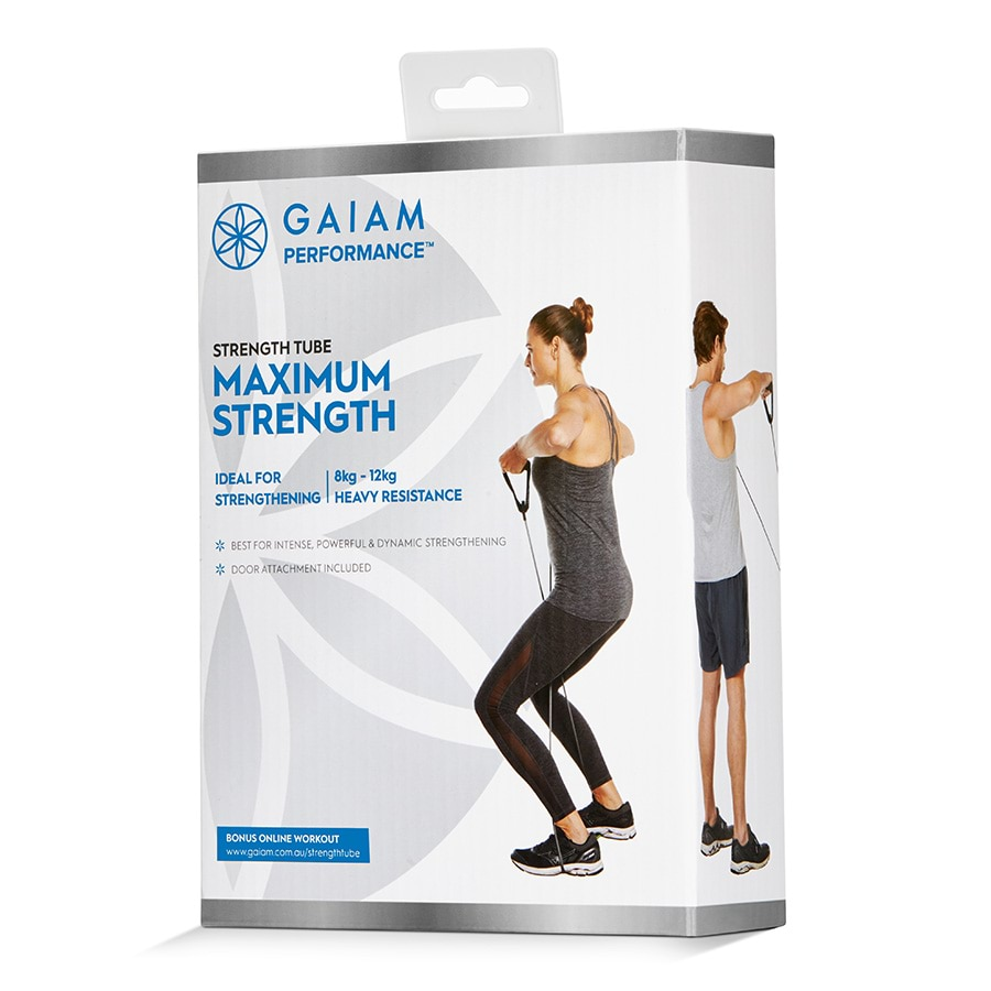 Gaiam Performance Strength Tube Maximum Strength_27-70218_1