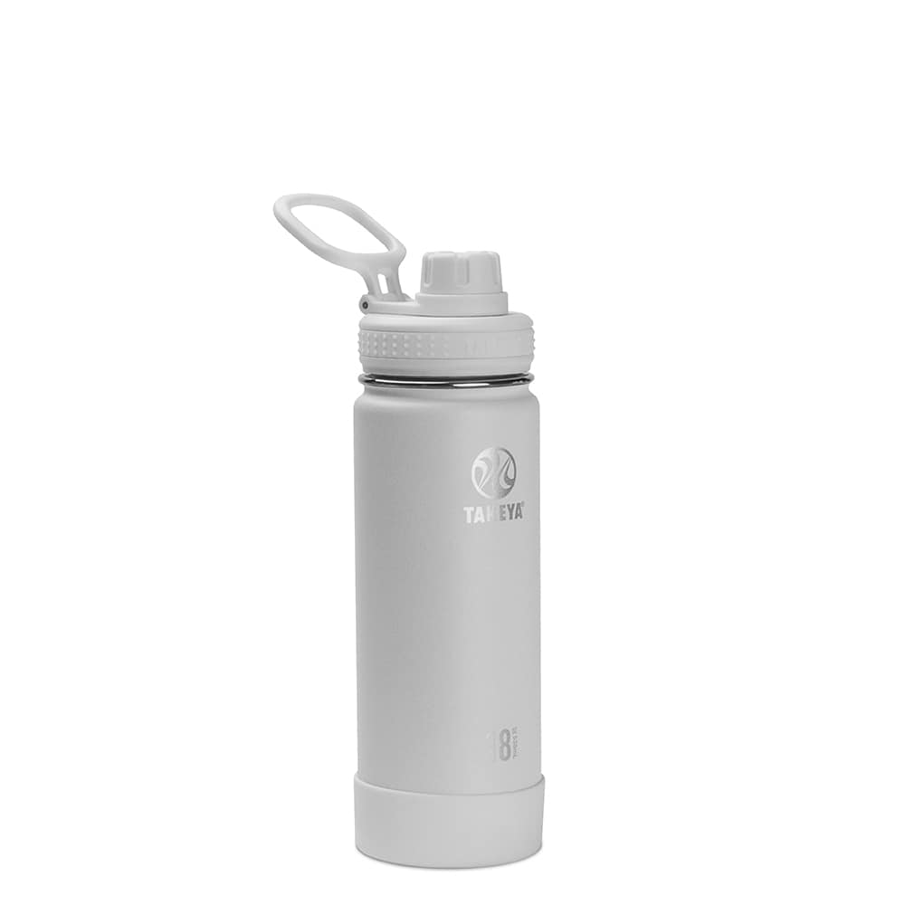Takeya Actives Insulated Steel Bottle Artic 530ml_51062_0