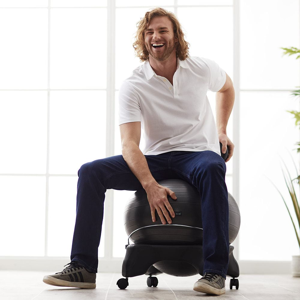 Balance Ball Chair_610-6002RT_2