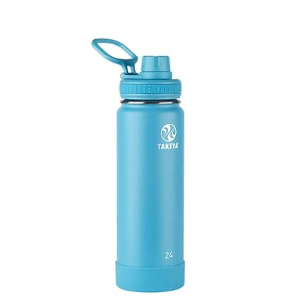 Takeya Actives Insulated Steel Bottle Surf 700ml
